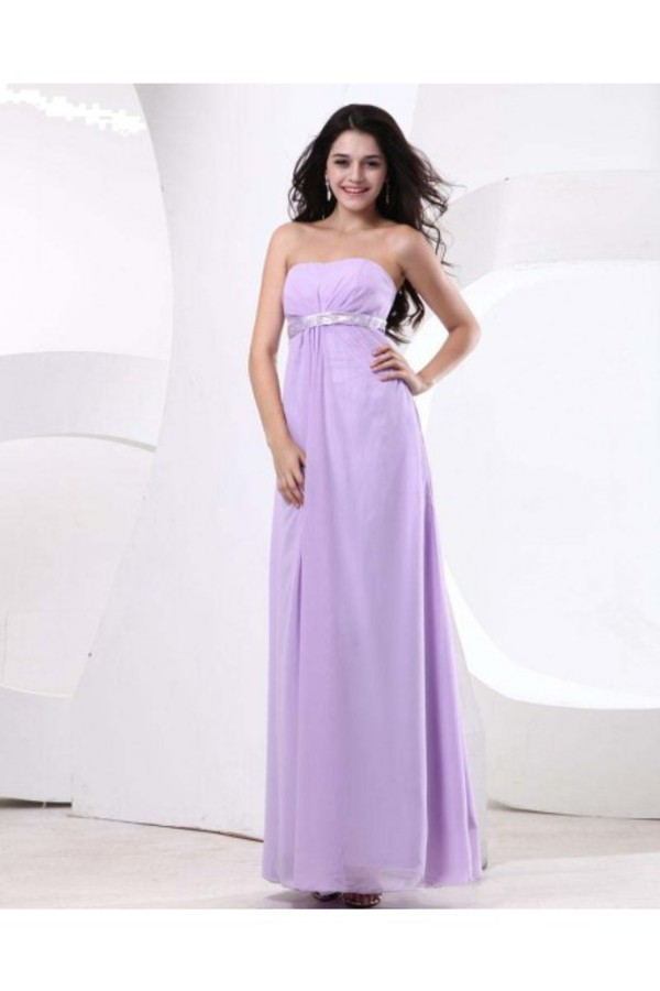 ankle length bridesmaid dresses