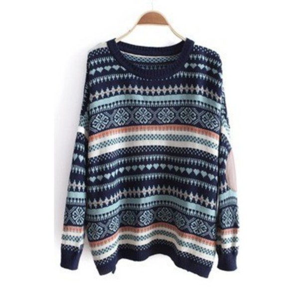 sweater aztec your boyfriend gave me this t shirt oversized sweater winter  sweater knitted sweater sexy 730cf5b97