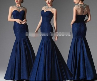 dress prom dress prom dresses 2015 mermaid prom dress