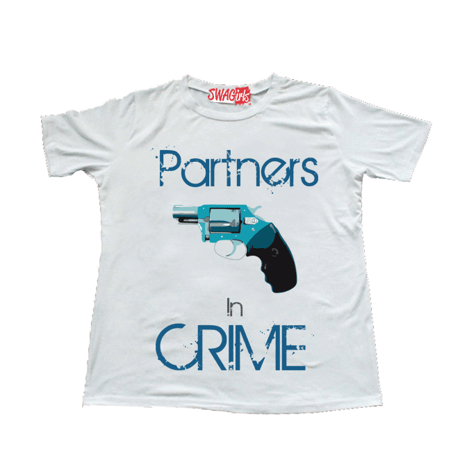 Partners in Crime (Gun) - swagirls
