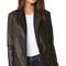 Mackage cleo leather jacket - black