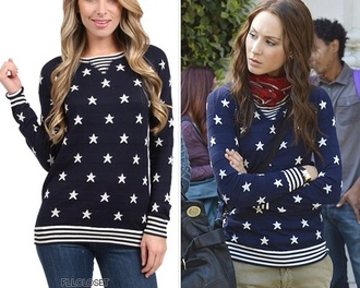 stars pretty little liars spencer hastings cardigan dress