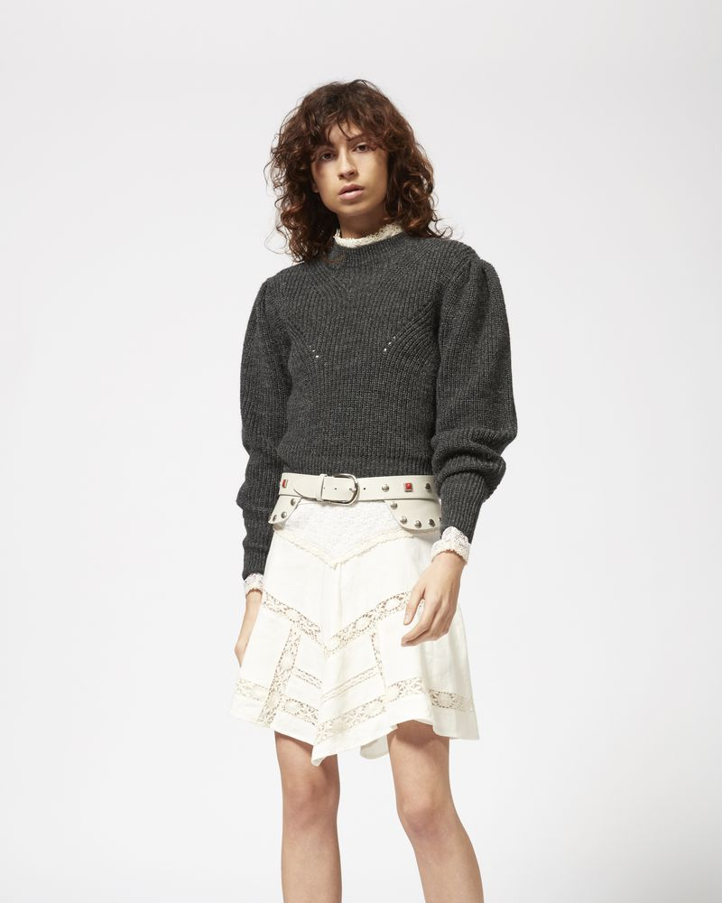 Isabel Marant LONG SLEEVE SWEATER Women | Official Online Store