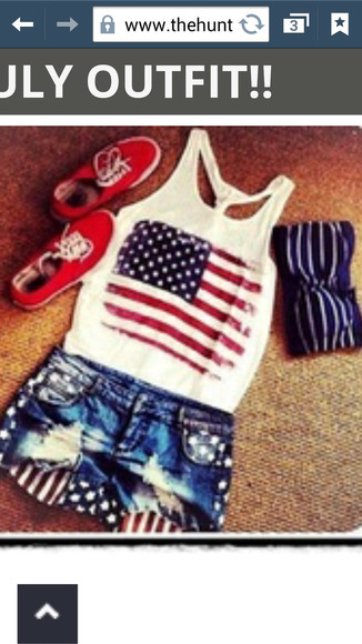 usa flag shorts 4th of july clothing 4th of july
