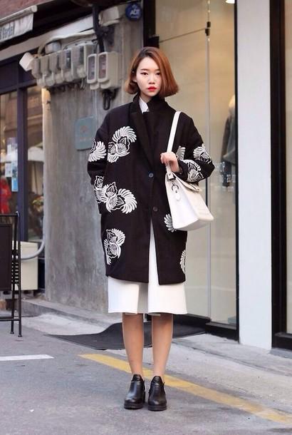 Korean Fashion Blogger London