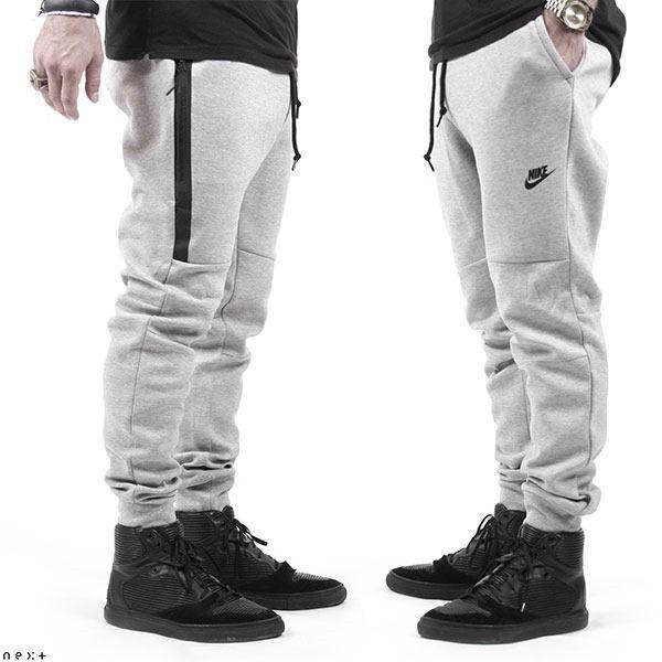 nike tech fleece pants men 39 s large ebay. Black Bedroom Furniture Sets. Home Design Ideas