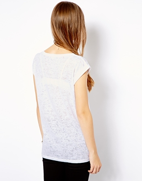 New Look | New Look Boyfriend T-Shirt at ASOS