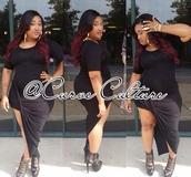 plus size,plus size dress,dress,little black dress,bodycon dress,curvy