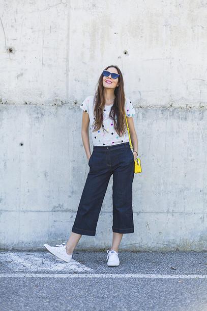irene closet blogger jeans t-shirt shirt