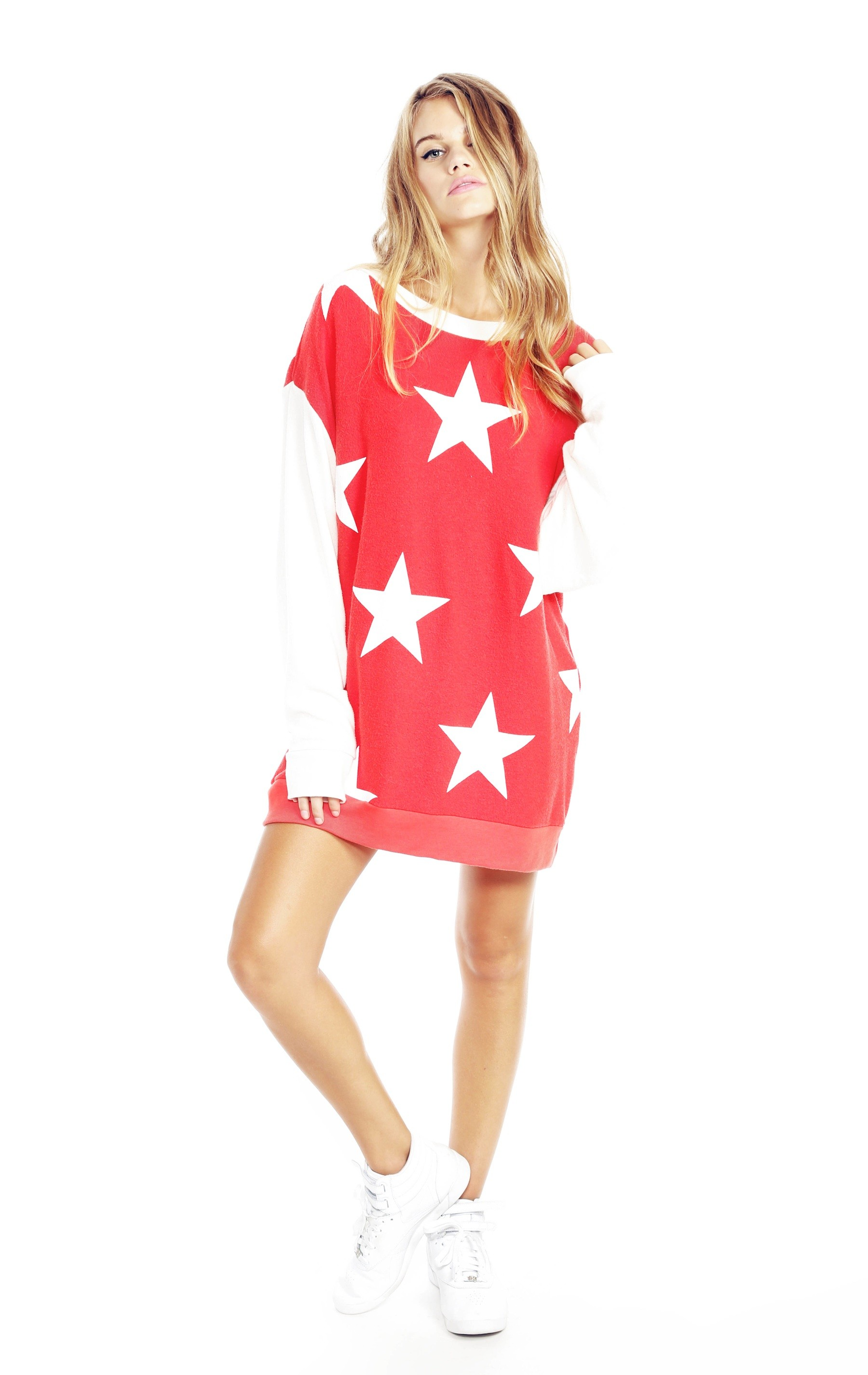 Starshine roadtrip sweater dress