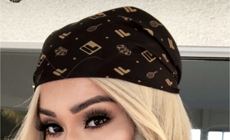scarf headband head wrap