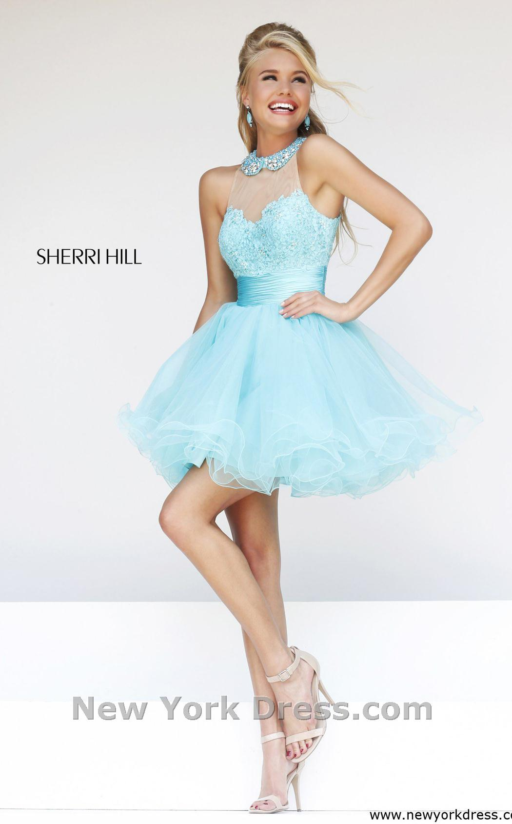 Sherri Hill 21227 Dress - NewYorkDress.com