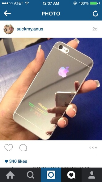 phone cover mirror iphone5s
