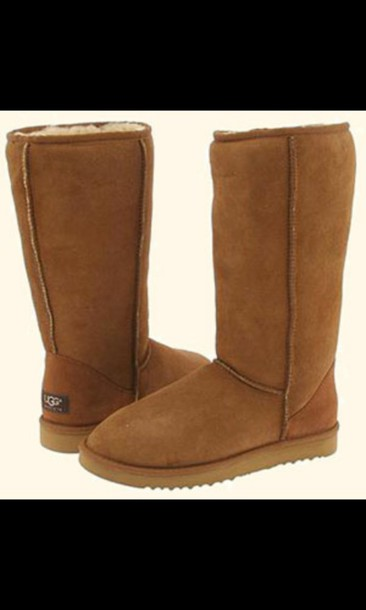 shoes brown uggs ugg boots brown tumblr