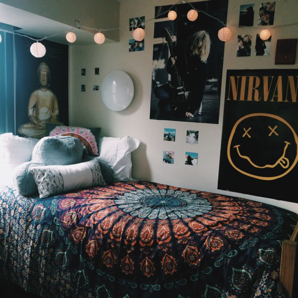 Bedroom Inspiration Hippie