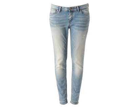 Zeitna Jeans - Boyfit low rise jeans - Grey - Jeans - Women - IRO