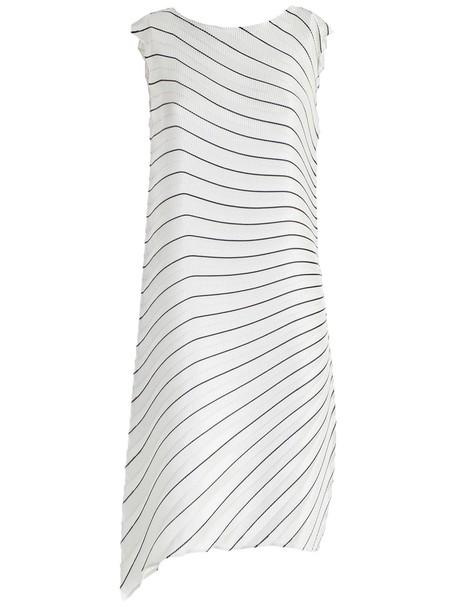 Issey Miyake dress grey