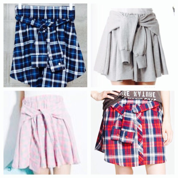 skirt plaid tartan tie grunge hipster alternative street hipster grunge grunge skirt punk rock grunge wishlist skater skirt japanese fashion harajuku streetwear street goth streetstyle rock punk