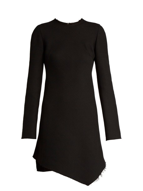Raey dress long black