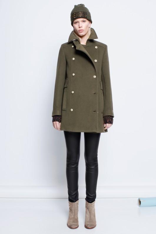 Coat marlow deluxe
