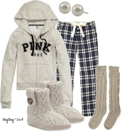 jacket,hoodie,boots,ugg boots,knit,shoes,socks,t-shirt,victoria's secret,cute,pajamas