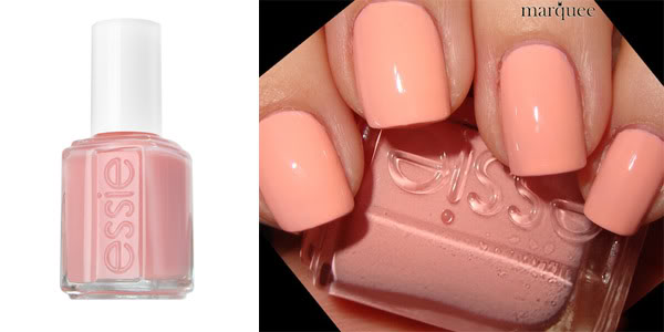 Nail Polish E710 Van D\'Go New Creamy Peach Color | eBay