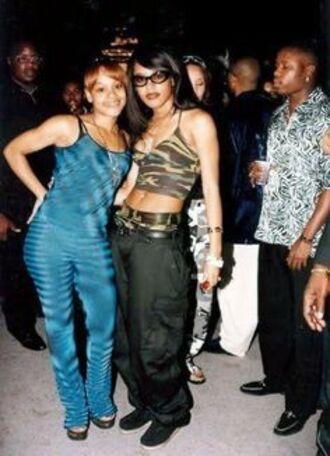 pants vintage pants 90s street streetwear street hip hop dance pants poofy or baggy