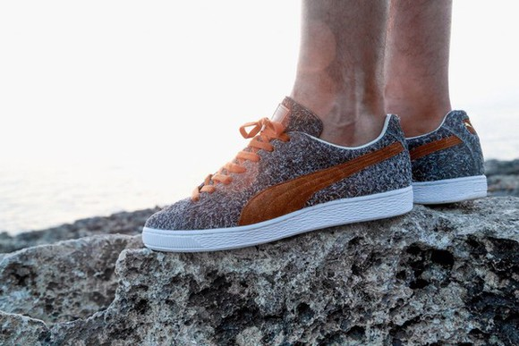 mens shoes sneakers grey puma