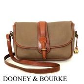 bag,dooney & bourke,vintage,purse,bags and purses,shoulder bag,brown bag