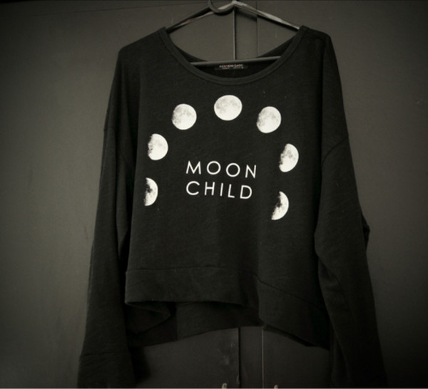 sweater moonchild moon phases moon child