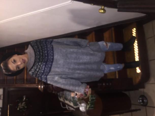 sweater kim ksedashian style oversized sweater