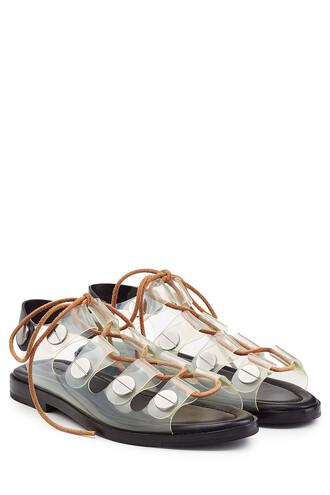 lace up sandals sandals lace multicolor shoes