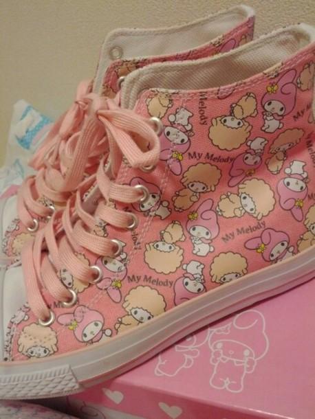 shoes dope kawaii style fairy kei