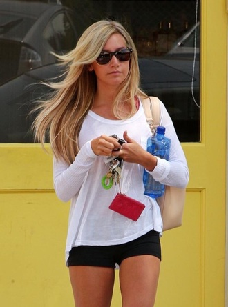 sweater ashley tisdale