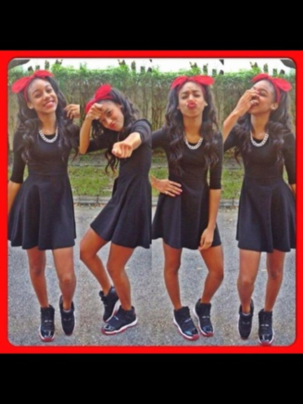 dress red headband air jordan's 11's