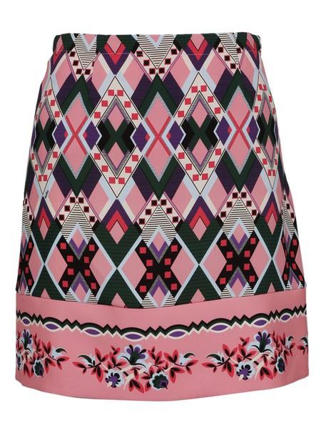 VIVETTA skirt embroidered