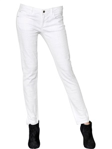 LUISAVIAROMA.COM - FAITH CONNEXION - STRETCH ANKLE SKINNY FIT DENIM JEANS