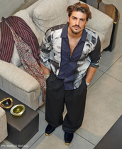 shirt,dries van noten,mariano di vaio,firenze4ever,florence,italy,designer,luxury,menswear,spring outfits,summer outfits,trendy,2015 new trends,print