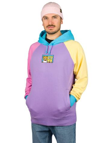 Achat Teddy Fresh X Spongebob Color Block Sweat à Capuche en ligne | Blue Tomato