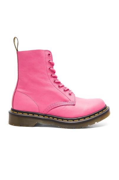 Dr. Martens boot pink