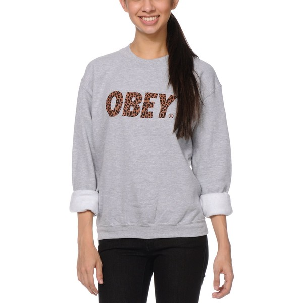 sweater obey