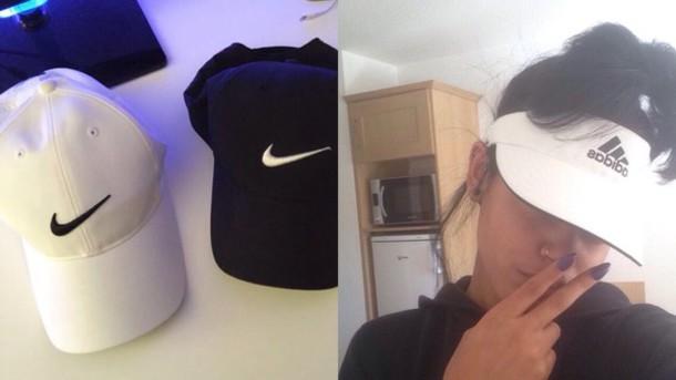 d9b6b76862e7d hat nike cap adidas visor nike cap nike snapback nike hat snapback adidas  visor black white