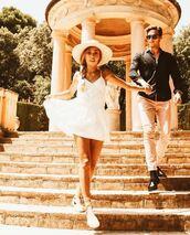 dress,mylifeaseva,eva gustowki,instagram,summer,summer dress,summer outfits,white dress