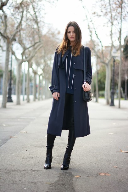 fashion vibe coat sweater bag shoes pants