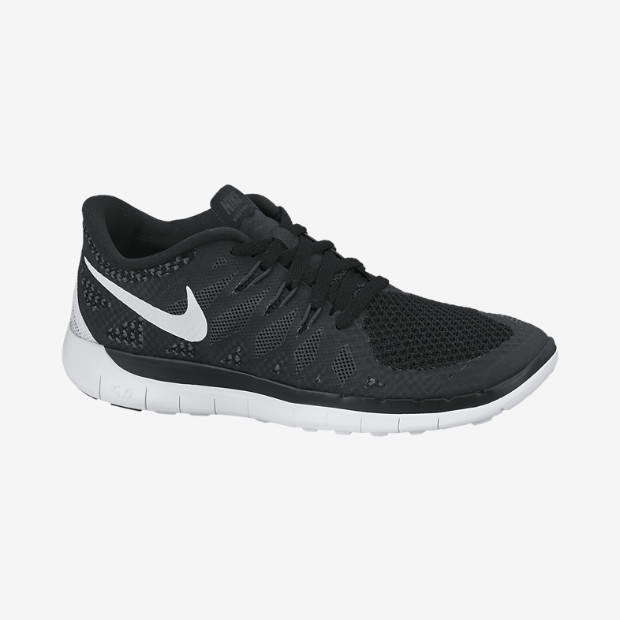 Nike Free 5.0 Boys' Running Shoe (3.5y-7y)