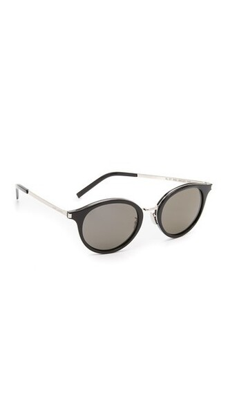 smoke sunglasses black