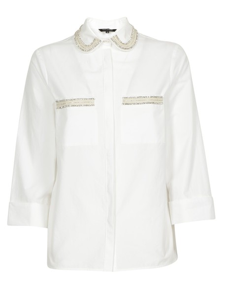 Tara Jarmon shirt white top