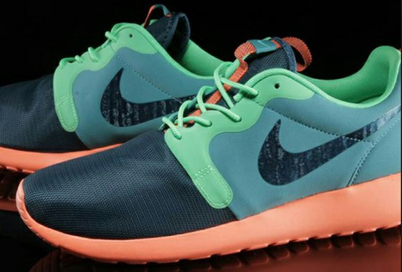 shoes multicolor nike roshe run hyperfuse