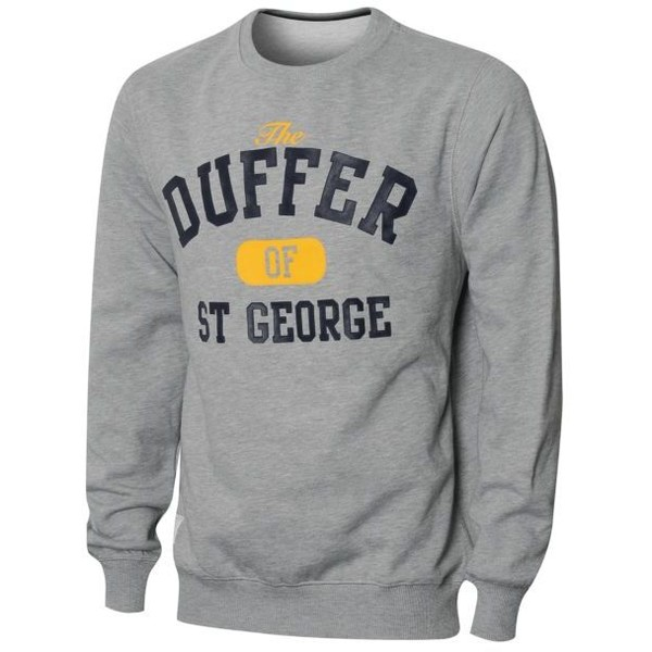 Duffer of St George New Standard Crew Sweatshirt - Polyvore