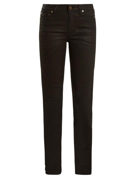Saint Laurent jeans black